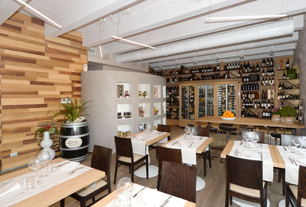 """arredamento restaurant """"Dal Corso"""" - Sommacampagna (Vr)"""